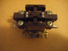 ELMWOOD SENSORS 20 AMP DOUBLE POLE  CONTACTOR  240 VOLT COIL