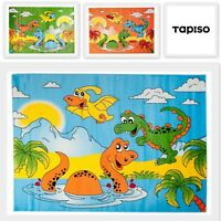 Kids Rug Dinosaurs PLAYROOM Children's Bedroom DIFFERENT SIZES COLOURS CARPETS
