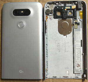 Official LG Genuine Replacement Grey Battery Cover For LG G5 - GRADE A