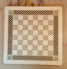 Large Chess Droughts Board Large Made To Order.  Choose Design 45cm X 45cm