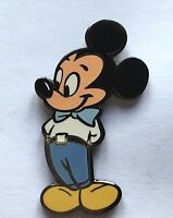 Disney Pin Badge Disney Catalog - History of Mickey - Bowtie Mickey