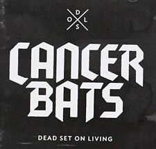 CANCER BATS - DEAD SET ON LIVING [DELUXE EDITION] NEW CD