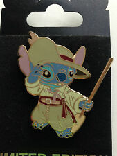 Disney WDI Stitch Dressed in Cast Member Costumes Pirate's Lair Pin LE 300
