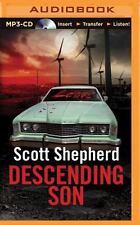 Descending Son by Scott Shepherd (2015, MP3 CD, Unabridged)