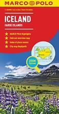 Islande Marco Polo Map by N/A   Map Book   9783829767231   NOUVEAU