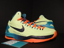 best sneakers 27583 32a1a NIKE KEVIN DURANT KD V 5 GS AREA 72 ALL-STAR LIME TURQUOISE ORANGE BLACK