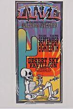 Live With Lucious Jackson 1997 Handbill Flyer