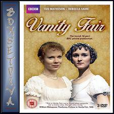 VANITY FAIR - BBC PRODUCTION **BRAND NEW DVD***