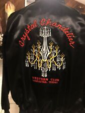 CRYSTAL CHANDLIER Dance Jacket TEXAS Lancaster Western VINTAGE Cowgirl Original