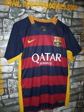 Vintage Barcelona Barca  Nike football soccer jersey shirt trikot maillot '90s