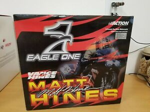 Action: 1:9 Scale 2000 Pro Stock Motorcycle Limited Ed. - Matt Hines Eagle One