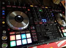 Pioneer DDJ-SX3 DJ Controller Serato 4-Chanel Mixer Built in & Dual USB