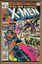 X-Men #110 - Phoenix Joins! - 1978 (Grade 8.0)