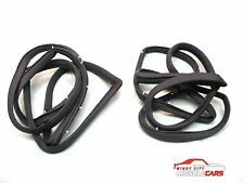 1980-90 Chevrolet Caprice & Impala 4 Door REAR Door Seal Kit