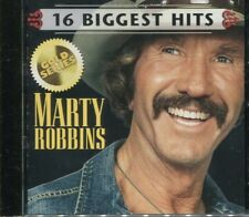 Marty Robbins - 16 Biggest Hits CD 2018 Gold Series