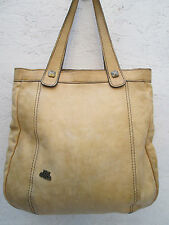 Authentique  sac cuir THE BRIDGE  vintage TBEG bag