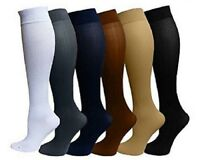 Compression Socks Calf Leg  Support S-XXXL Pain Relief for Men and Women