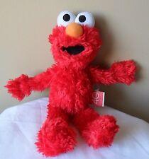 "Elmo Sesame Street Plush 10"" Celebrating 40 Years Elmo 2009"" Fisher Price"