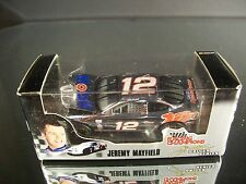 Rare Jeremy Mayfield #12 Mobil 1 1999 Ford Taurus Chrome Chase Car 1:64