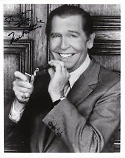 "Milton Berle Autographed/Signed 8"" x 10"" Photo"