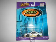 Johnny Lightning .Com Racers CBS Sports Car