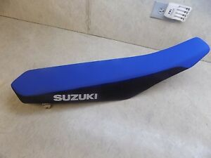 Suzuki RMZ450 Seat    RMZ 450 2018 #6 NEW