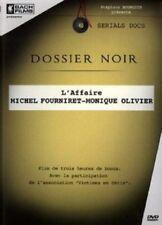 Dossier noir L'affaire Michel Fourniret Monique Olivier DVD NEUF SOUS BLISTER