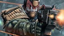 Dredd Judge Poster Length :800 mm Height: 500 mm SKU: 4352