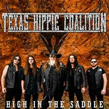 Texas Hippie Coalition-High In The Saddle CD NEW