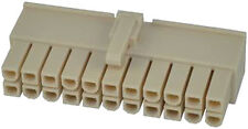 Molex 39-01-2245 Mini-Fit Jr Female Housing 24 Position Dual Row 4.20mm Pitch