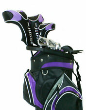 Ladies Complete Set Graphite Shaft Right-Handed Golf Clubs