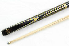 BCE GOLD 2pc Ash Snooker Pool Cue - 9.5mm Tip