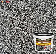 Buntsteinputz Mosaikputz BP30 (schwarz, grau, weiss) 15kg Absolute ProfiQualität