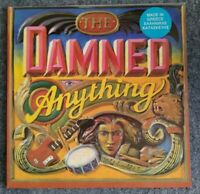 "THE DAMNED⚠️Unplayed⚠️ 1986-12"" LP-ANYTHING-MCA 2543481-Greece"