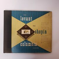 Oscar Levant Plays Chopin from Columbia Masterworks Record Albums