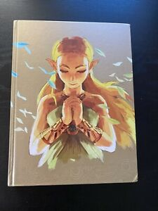 Legend of Zelda Breath of the Wild : The Complete Official Guide, Hardcover b...