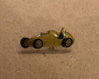 Lot Of (16) Yellow Vintage Race Racing Car Enamel Lapel Pin Pins
