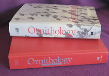 Ornithology ~ Frank B Gill 2nd Edn HbDj  Comprehensive, UP-TO-DATE reference