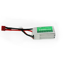 3S Lipo Battery 11.1V 1000mAh 25C-30C For FPV RC Helicopter Car Boat Drone