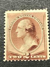 US Scott #210 Washington/MNGH 1883