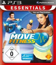 Move Fitness (Essentials) PS3 Playstation 3 NEUF + EMBALLAGE ORIGINAL