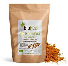 BIOFEEL - Bio Kurkuma Pulver 100g