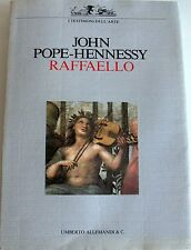 JOHN POPE-HENNESSY RAFFAELLO ALLEMANDI 1983