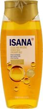 Rossmann Isana Shower Oil With Natural Soya Oil, Vitamin E,  Very Dry Skin 200ml
