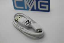 Original Samsung Micro USB Datenkabel Ladekabel Netz Kabel ECB-DU68WE 80cm 0,8m