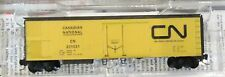 Z scale Micro-Trains Mechanical Reefer Canadian National #231031 - 54800021