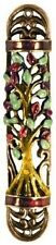 Jeweled Tree of Life Mezuzah Cover
