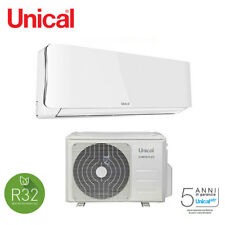CLIMATIZZATORE  UNICAL AIR CRISTAL INVERTER 10000 BTU KMUN10H  R32 A++ NEW 218