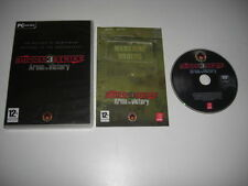 SUDDEN STRIKE 3 Pc DVD Rom III ARMS TO VICTORY - FAST DISPATCH