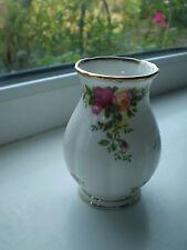 Royal Albert Old Country Roses Vase 8.5 cm 1st Quality Bone China